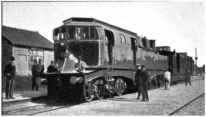 The Second Heilmann Locomotives