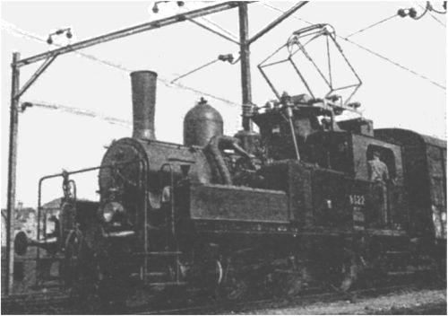 The Swiss Electric-Steam Locomotives         Lasik