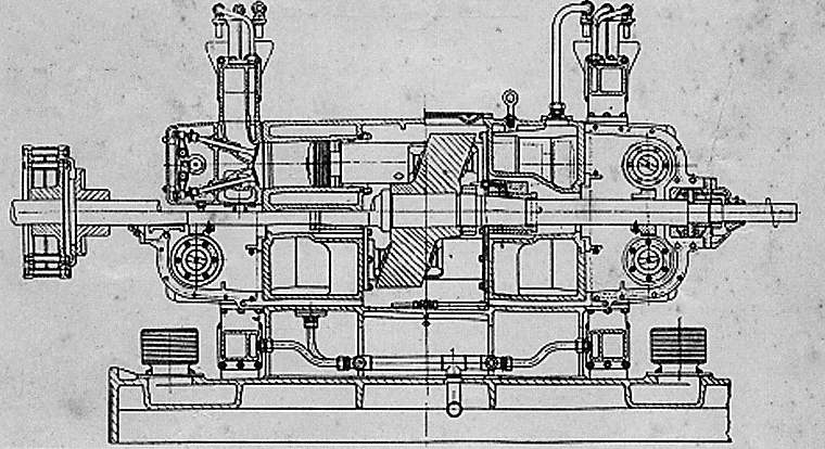 Axial InternalCombustion Engines – Rotary Engine Diagram Oil Pump Motor