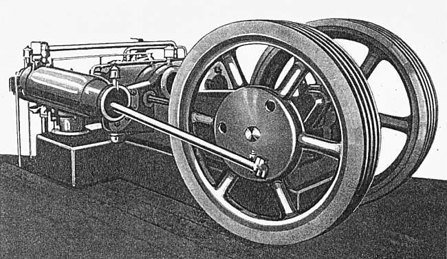 Compound Internal Combustion Engines