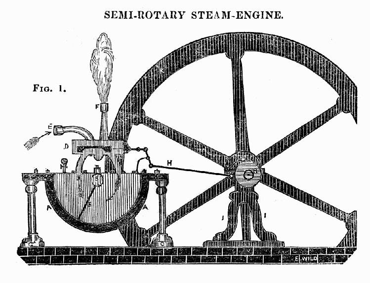 Vibratory Steam Engines
