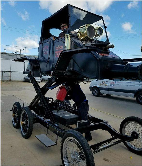 N-Wheeled Cars